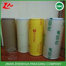 transparent wrapping paper pvc fresh wrap food wrapping pvc cling transparent