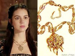 reign tv show hair styles 21 best reign jewelry images on pinterest reign fashion