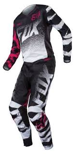womens motocross gear packages fox racing 2015 womens 180 jersey and pants package black pink