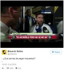 Los Memes De Messi - los memes por el fraude fiscal y condena de messi no se hicieron
