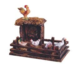 7 5 inch scale duck bird shelter birds sold separately