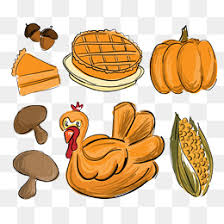 thanksgiving material thanksgiving food png images vectors and psd files free