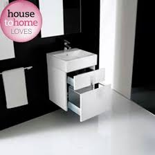 Roca Bathroom Furniture Bathroom Cabinets From Roca Ideal Home