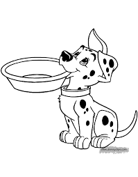 101 dalmatians coloring pages 2 disney coloring book