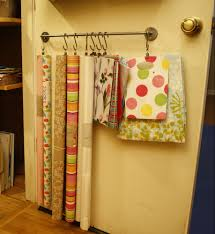 Wrapping Paper Wall Mount Collection Of Wrapping Paper Storage Ideas All Can Download All