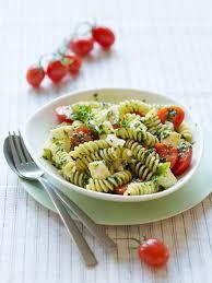 recette saine et facile salades de pâtes recettes faciles et gourmandes régal