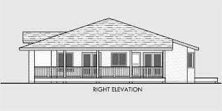 Beach House Building Plans Beach House Plan W Wrap Around Porch