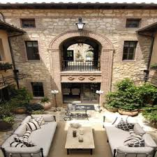 style homes with interior courtyards italian style homes with courtyards mediterranean tuscan house