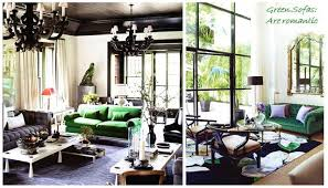 a bit of sass interior inspiration green sofas are for lovers