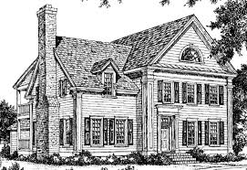 historic revival house plans southern living house plans early american house plans