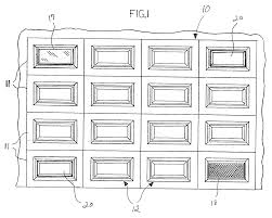 Overhead Garage Door Austin by Patent Us20060289127 Garage Door Having Removable Vent Or Glass