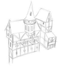 del teigeler u0027s art blog fantasy building sketches