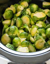 cooker balsamic brussels sprouts chef savvy