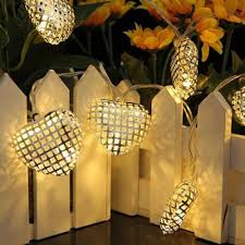 cheap sale 20 led heats moroccan batteries string lights led