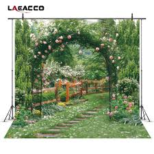 garden gate flowers buy custom garden gate and get free shipping on aliexpress com
