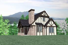 tudor style house plan 2 beds 2 00 baths 1513 sq ft plan 509 25