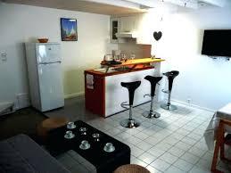 cuisine en l avec bar bar cuisine amacricaine cuisine et bar cuisines ouvertes avec bar