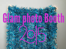 photo booth backdrop easy diy glam new year photo booth backdrop all 15