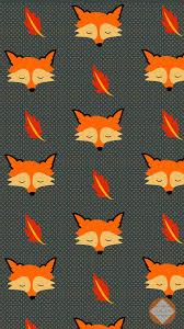 cute autumn backgrounds hello september autumn fox iphone home wallpaper panpins iphone