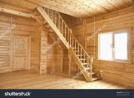 Wooden Interior by Interior Wooden Houses Interior