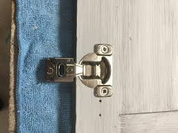 how to replace cabinet hinges how to easily install concealed hinges on cabinet doors