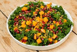 how to make this trader joe s kale salad thanksgiving recipe thrillist
