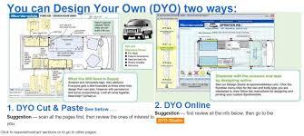 Design Your Own Motorhome Choosing A Floor Plan Build A Green Rv