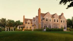homeplans com wheeler bay shingle style home plans by david neff architect