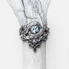 dragon wedding rings images Shop dragon engagement ring on wanelo jpg