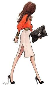 68 best fashion sketches images on pinterest draw fashion