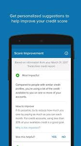 How To Get Free Credit Score Without Signing Up by Creditwise From Capital One Android Apps On Google Play
