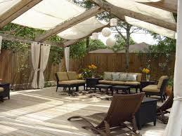 exterior white wooden pool shade pergola added natural wooden