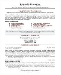 maintenance resume template resume templates for electricians maintenance electrician resume