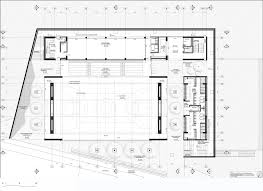 Sari Sari Store Floor Plan gallery of lussy sport hall virdis architecture 17