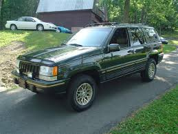 jeep grand 1995 limited 1995 jeep grand limited
