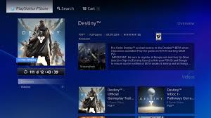 what the heck u0027s going on with playstation store pre orders in