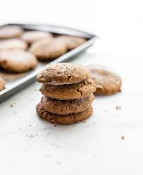 brown butter snickerdoodle cookies gluten free holiday baking