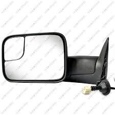 dodge ram 2500 tow mirrors amazon com spec d tuning rmx ram98h p fs towing mirror automotive