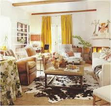 Cowhide Area Rugs Is Your Area Rug Too Small No Problem The Decorologist