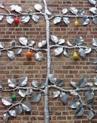 powderhall bronze founders watson silver trees