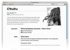 Creative Online Resumes by Online Resume Template Berathen Com