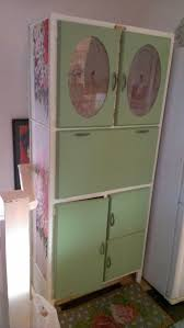 Shabby Chic Kitchen Cabinets 22 Best Chalk Paint Images On Pinterest Retro Kitchens 1950s