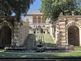 cortile palazzo farnese itinerari archivi palazzo farnese caprarola vt