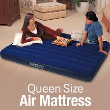 intex queen size air mattress 68759 price in dubai uae buy