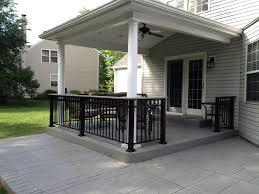 Covered Porch by Full Description Milesdecks Milesdecks