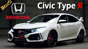 honda civic type r 2017 launched geneva auto show price
