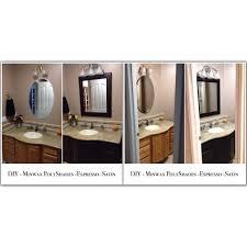diy u2013 bathroom cabinet light to dark conversion using minwax