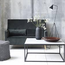 canapé tendance petit canapé des canapés 2 places design et confortables