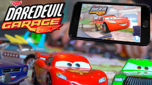 Awesome Car Garages Cars Daredevil Garage Combines Toys And Video Games U2013 Askaboutgames