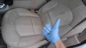 Interior Steam Clean Car Interior Steam Cleaning Detail Sector